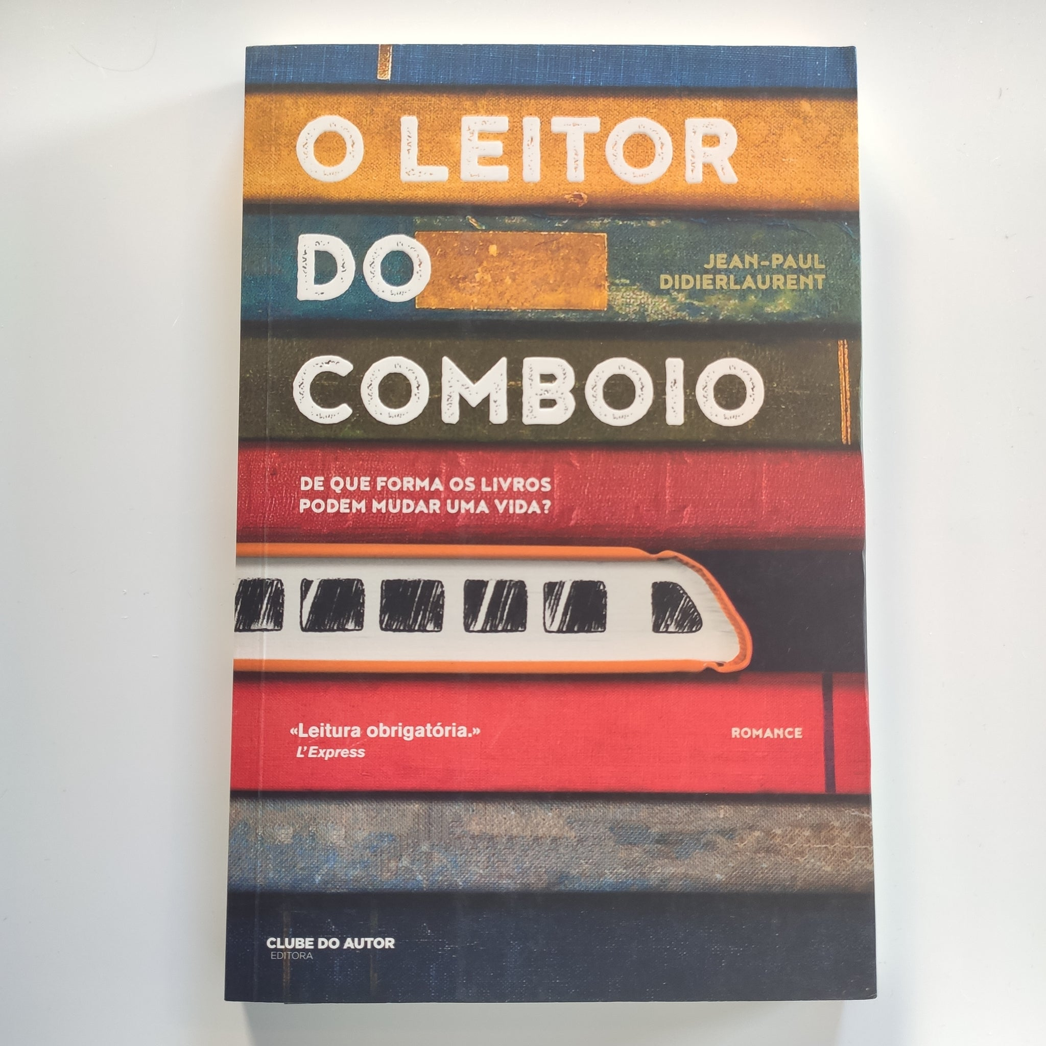 O Leitor do Comboio