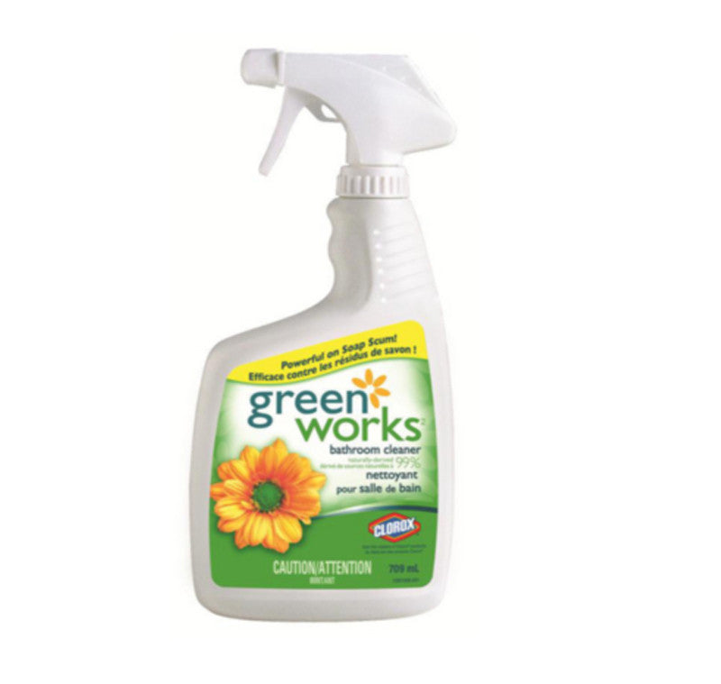 Green Bathroom Cleaners That Work: E-Convenience Groceries