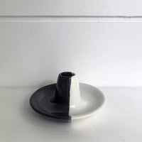 Black & White Candlestick