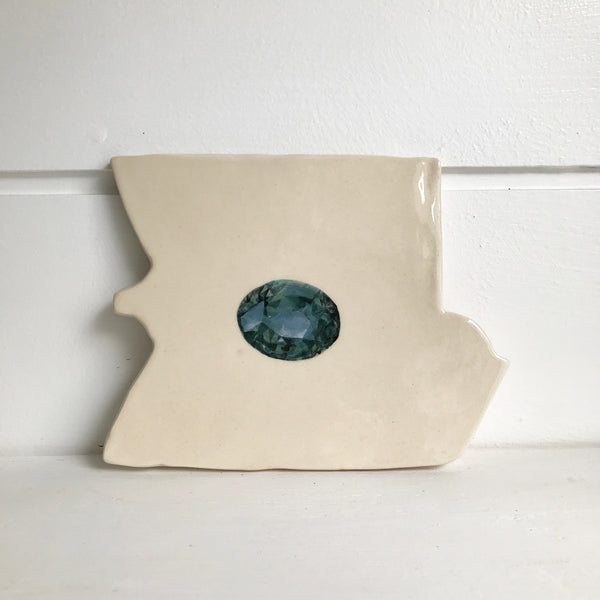 Envelope Tile - Stone