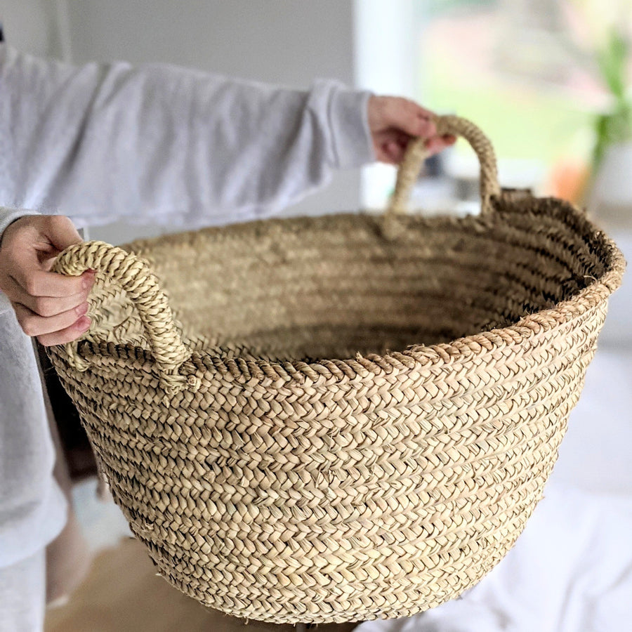 Berber Storage Basket - The Danes