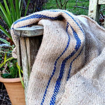 Large Natural Hessian Garden & Display Sack - The Danes