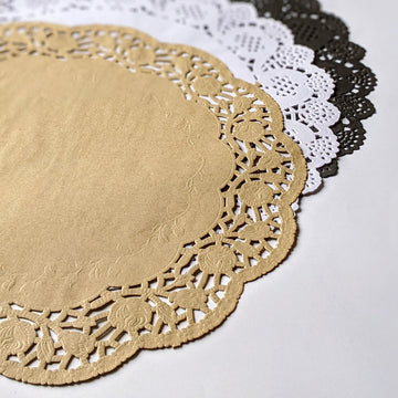Placemat Paper Doilies, 35cm - The Danes