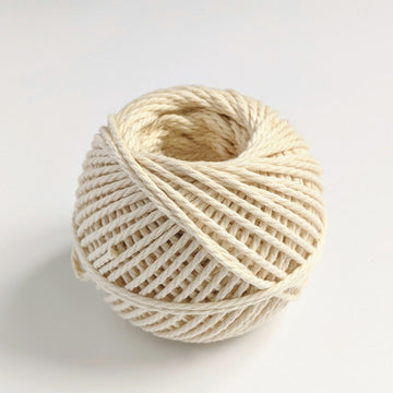 Recycled Natural Cotton Twine - 45m - The Danes