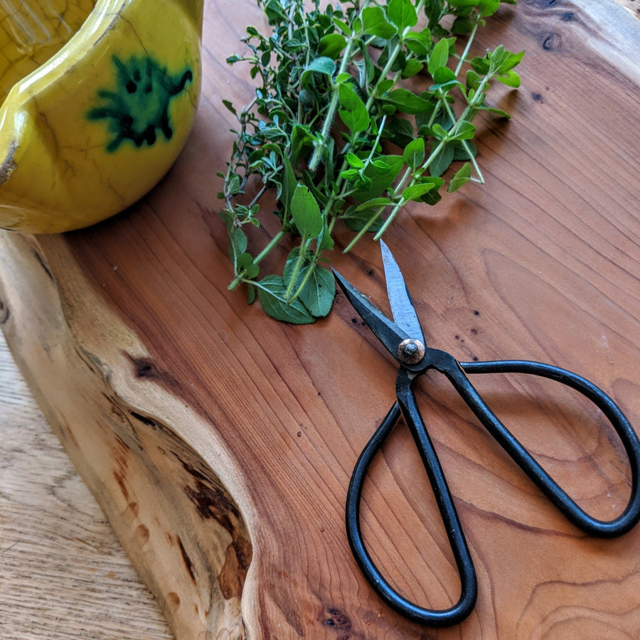 Traditional Metal Craft Scissors - 3 Sizes - The Danes