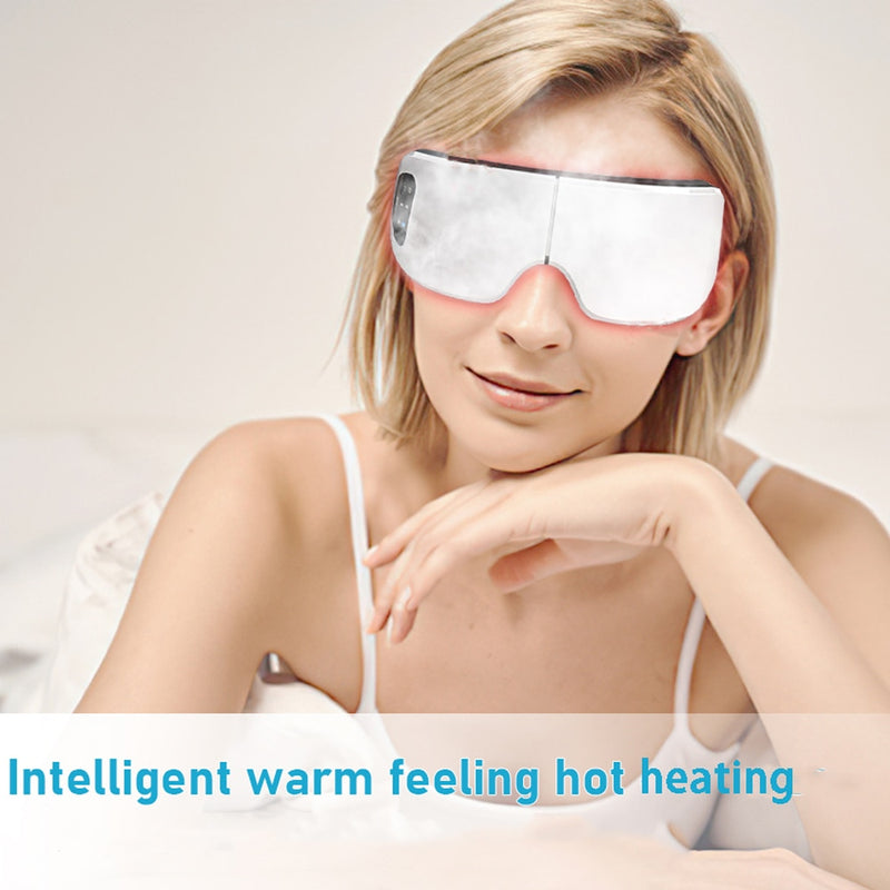 ThermaMask™ Pro: Soothing Massaging Eye Mask