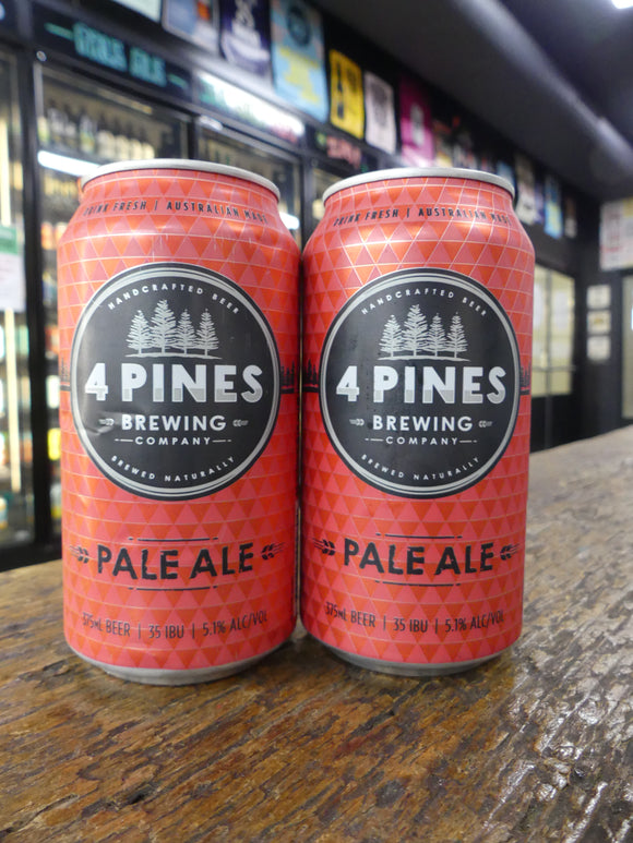 4 Pines APA Can 330ml 5%