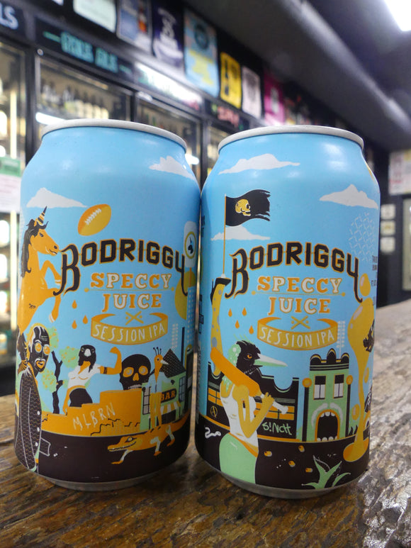 Bodriggy Speccy Juice Sessions IPA 355ml 3.5%