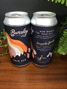 Burnley Pale Ale 440ml 5.2%
