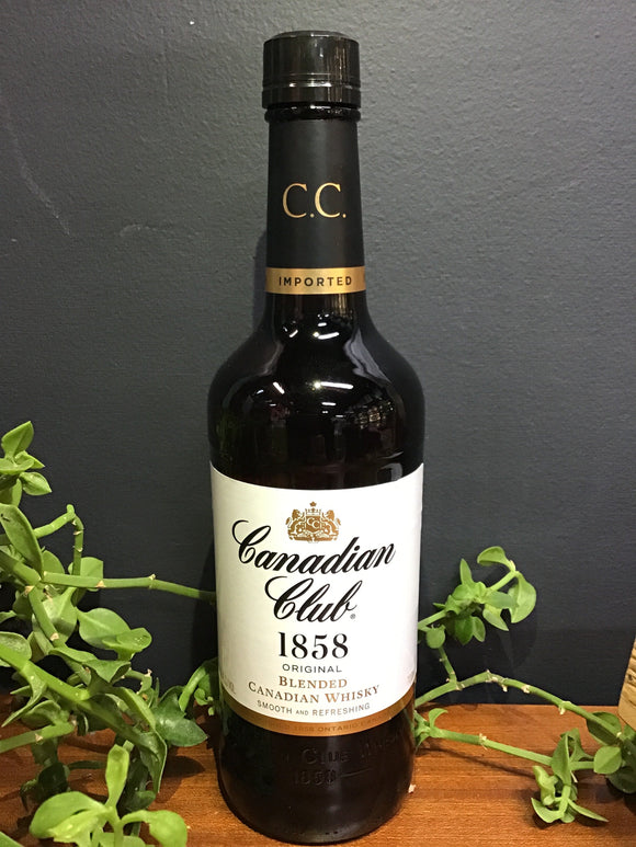 Canadian Club Whisky 700mL 37%