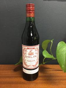Dolin Rouge Vermouth 375mL 16%
