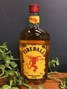 Fireball Cinnamon Flavoured Whisky 700mL 33%