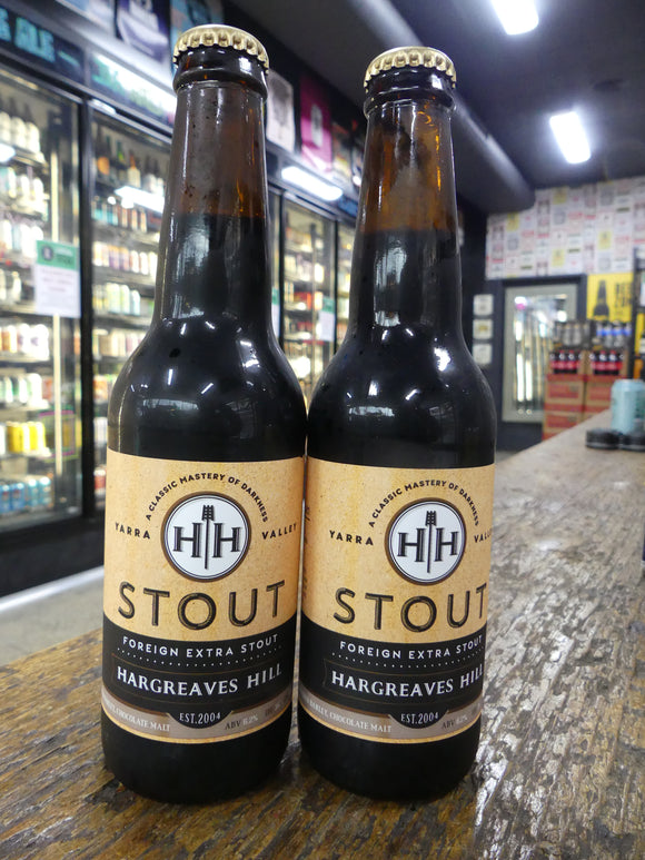 Hargreaves Hill Stout Stub 330ml 6.2%