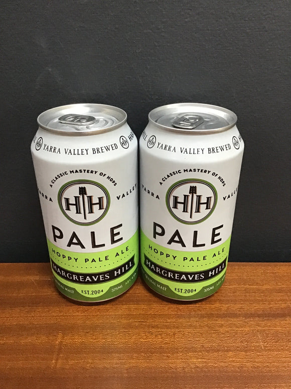 Hargreaves Hill Pale Cans 375ml 4.9%