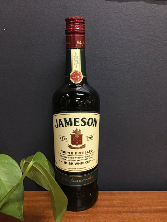 Jameson Irish Whiskey 700mL 40%
