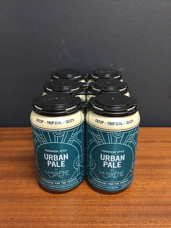 La Sirene Urban Ple 330ml 5.2%