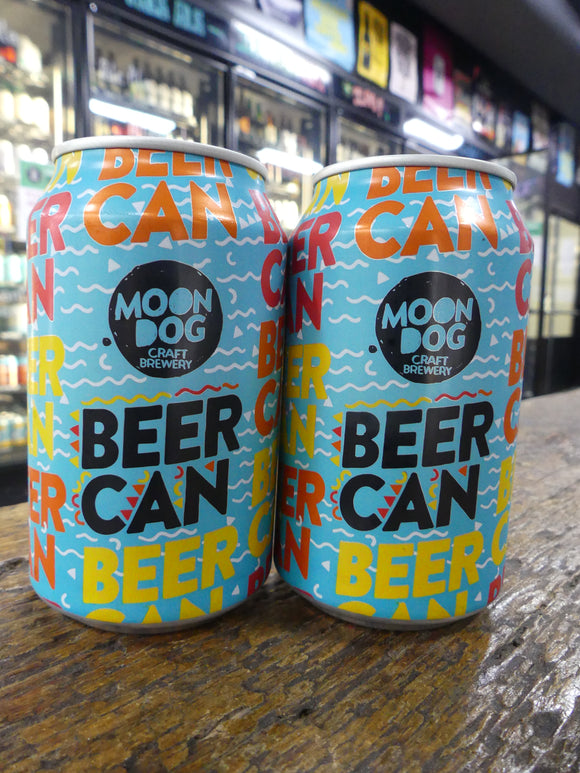 Moon Dog Beer Can 330ml 4.2%