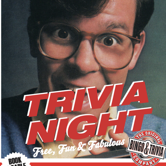 GIG - Trivia with Mat - Tuesday, 9 March 2021 - 7pm-10pm (Doors open at 7pm for Dinner Before)