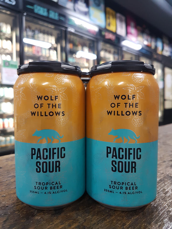Wolf of the Willows Pacific Sour 355ml 4.1%