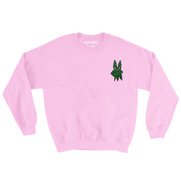 Peace Out Man - Crewneck