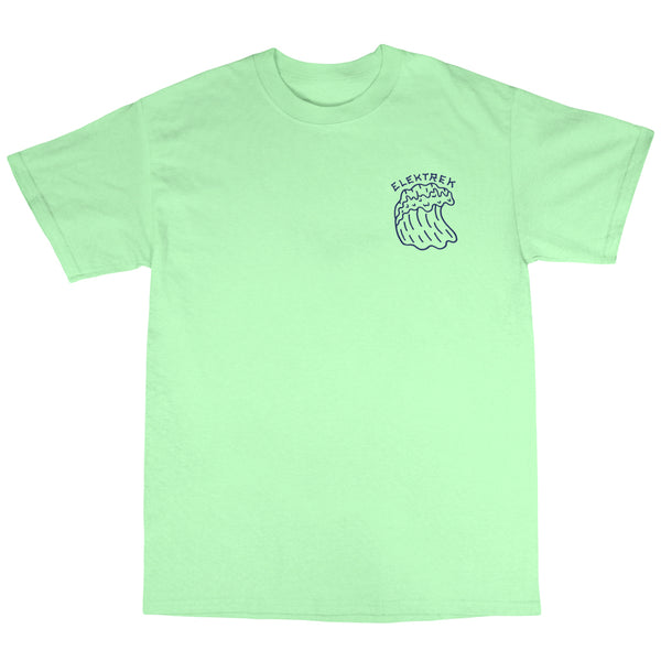 Cool Girls - T-shirt Lime