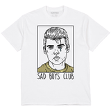 Sad Boys Club (Johnny Depp) - White T-Shirt