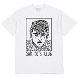 Sad Boys Club (Timothée Chalamet) - White T-Shirt