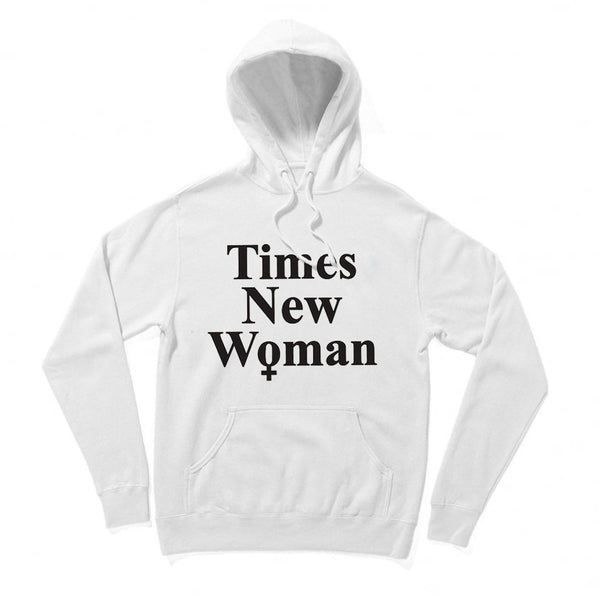 Times New Woman - Hoodie