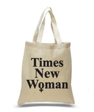 Times New Woman - Tote Bags
