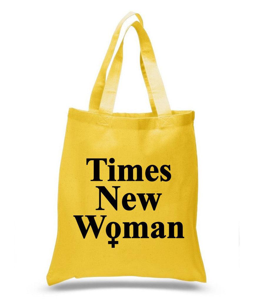 5154866754 Times New Woman - Tote Bags
