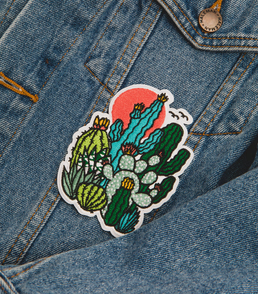 Club Cactus Patch