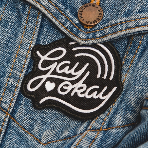 Gay Okay Patch