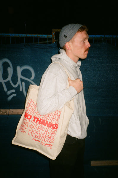 No Thanks - Tote Bag
