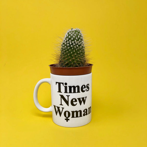 Times New Woman Tasse 11oz