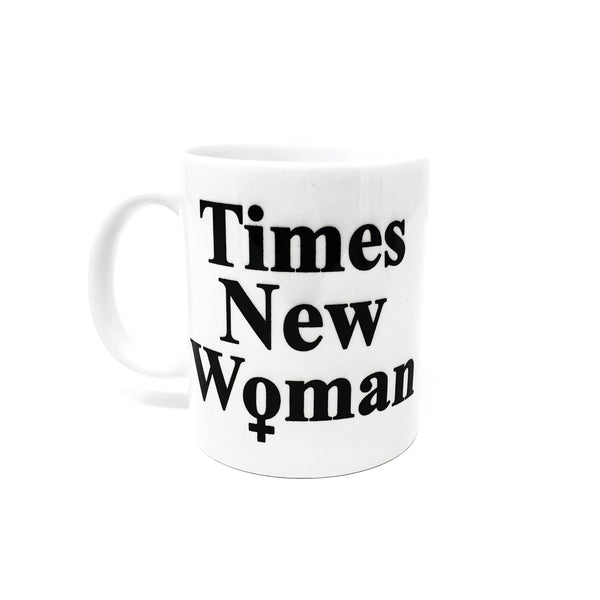 Times New Woman 11oz Mug