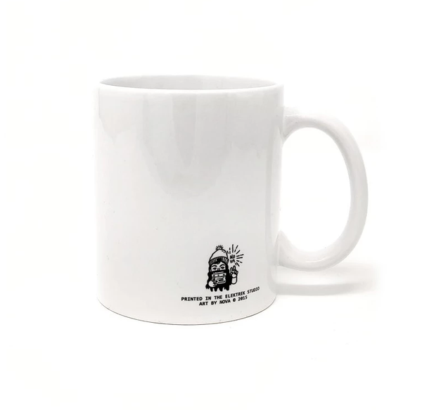 Hot Cup of Joe Exotic Tasse 11oz