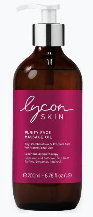 Purity Face Massage Oil 200ml