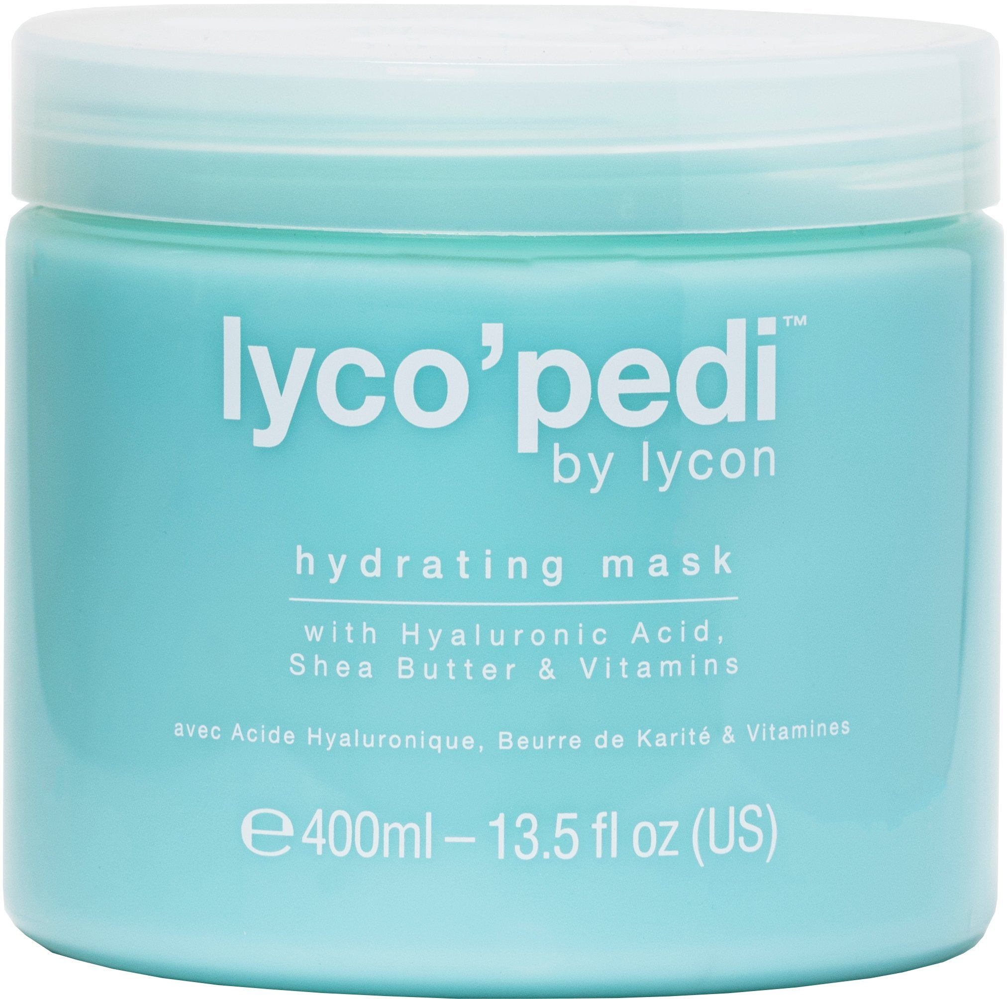 LycoPedi Hydrating Mask 400ml