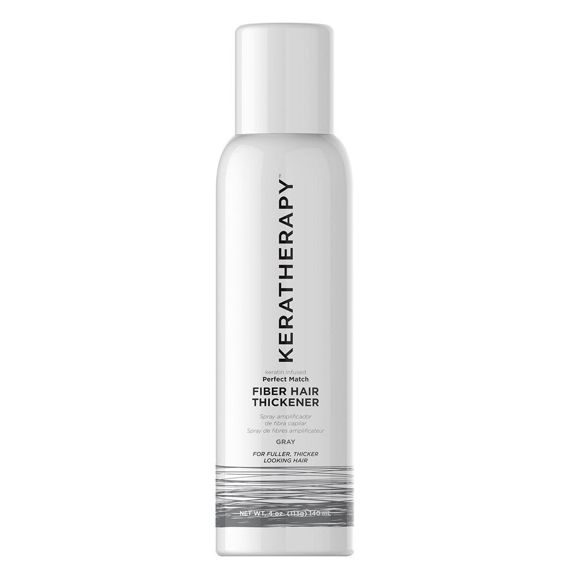 Keratherapy Fiber Spray Gray