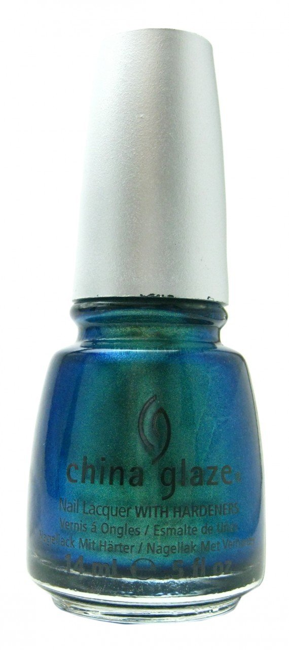 China Glaze - Deviantly Daring