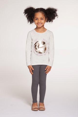 "Top - Dex Kids ""The World Needs More Sparkle"" Top"