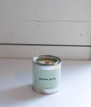 Gift - Mala The Brand Garden Party Candle