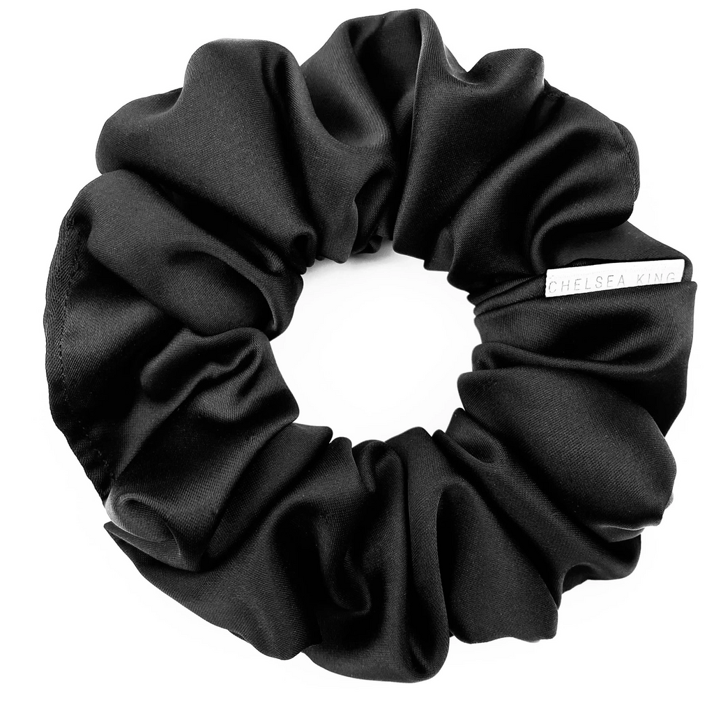 Accessory - Chelsea King Eco Satin Sleep Classic Scrunchie