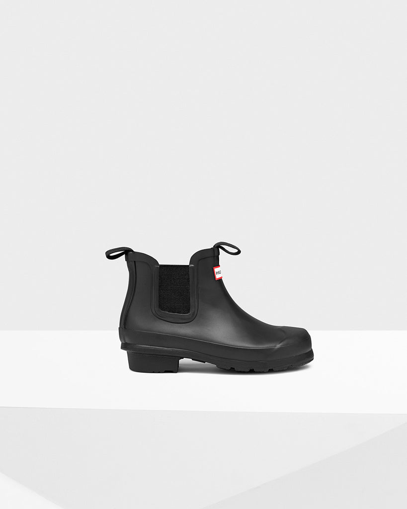Footwear - Hunter Original Kids Chelsea Boots