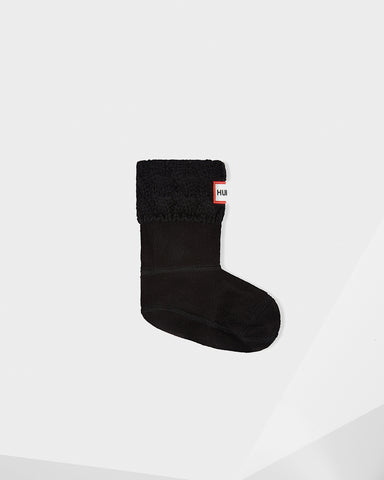 Footwear - Hunter Original Kids Six-Stitch Cable Boot Socks