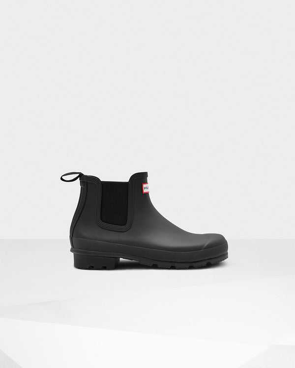 Footwear - Hunter Men's Original Refined Chelsea Boots