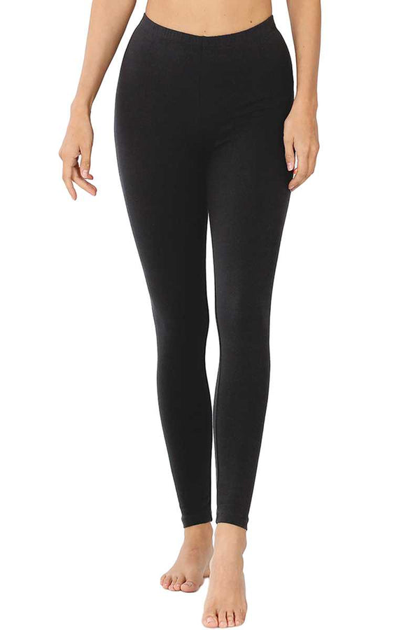Pants - Premium Full Length Leggings