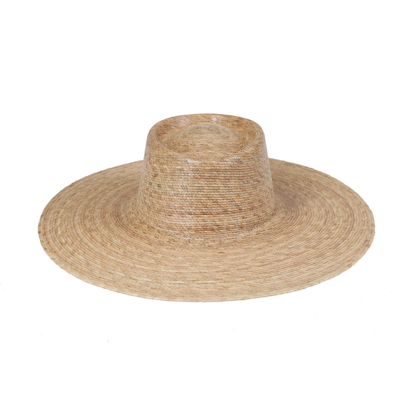Accessory - Lack Of Color Palma Wide Boater Hat