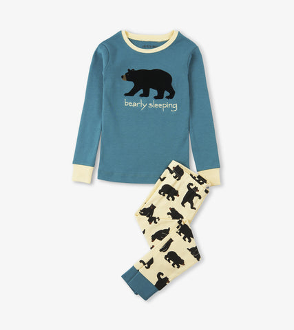 Pyjama - Hatley Kids Bearly Sleeping Pyjama Set