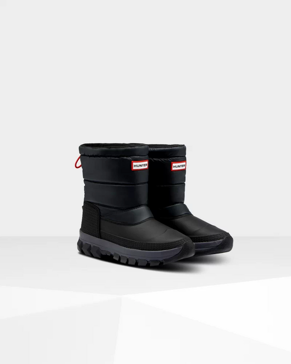 Footwear - Hunter Original Insulated Short Snow Boots